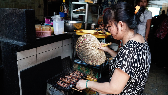One dish five eateries – an exploration in Saigon
