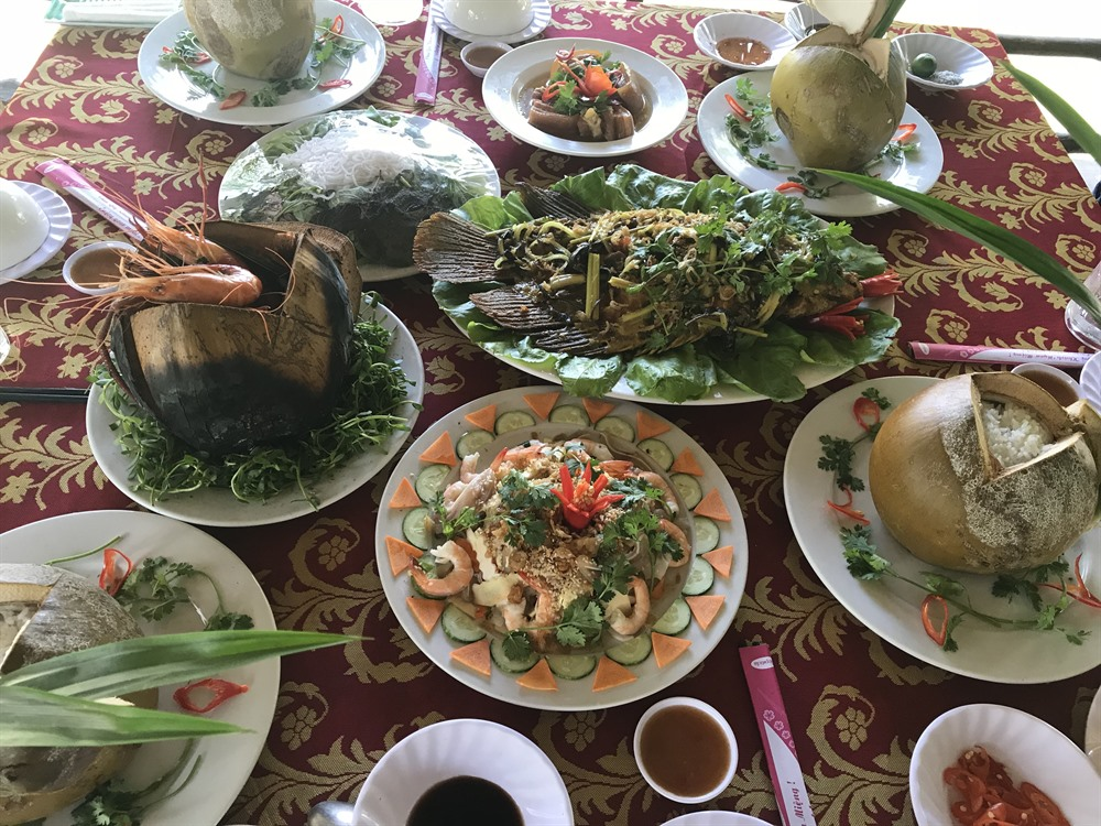 Vietnamese cuisine is ranked among the 15 favourite cuisines in the world, according to a survey conducted by YouGov, a UK global public opinion and data company. — VNS Photo Văn Châu.