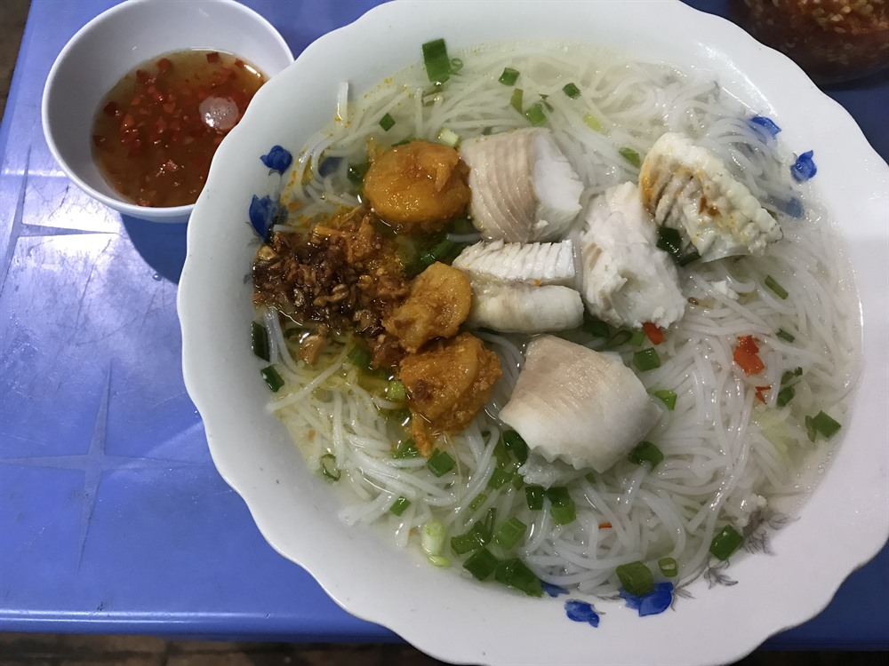 Mekong Deltas endless variety of noodle dishes