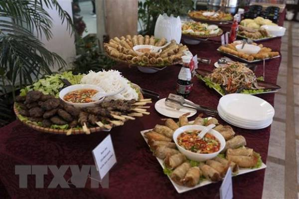 Caption: Vietnamese food ranks among the top 15 favourite cuisines in the world, according to a survey conducted by YouGov, a UK global public opinion and data company. VNA/VNS Photo