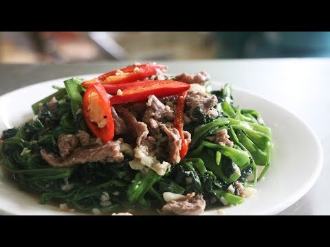 Nom nom Vietnam - Episode 9: Morning glory