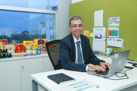 Mr. Hemant Rupani, Managing Director Mondelez Kinh Do Vietnam