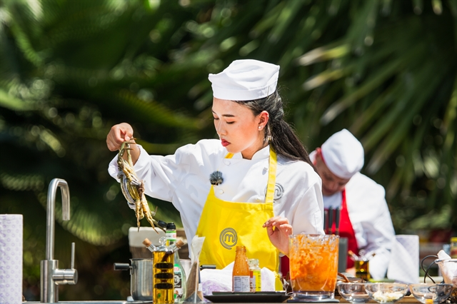 "Ola Nguyễn will headline the ""Polish Gastronomy Week"" taking place from November 8-15 at Sofitel Legend Metropole Hanoi. — Photo courtesy of SMH"